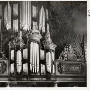 Church Sunday: Roden church organ