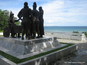 Blood Compact Monument, Bohol