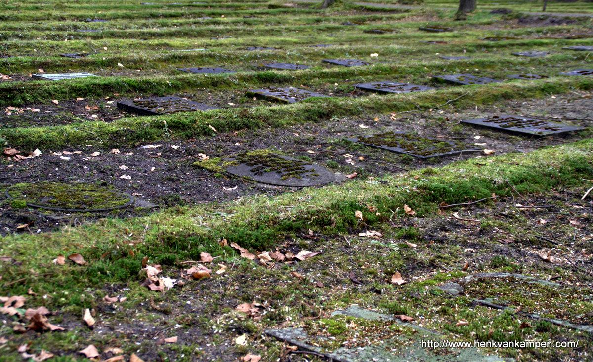 Morovian Cemetery in Zeist