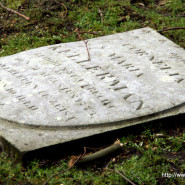 Tombstone Tuesday: Cornelia Maria Kellerman