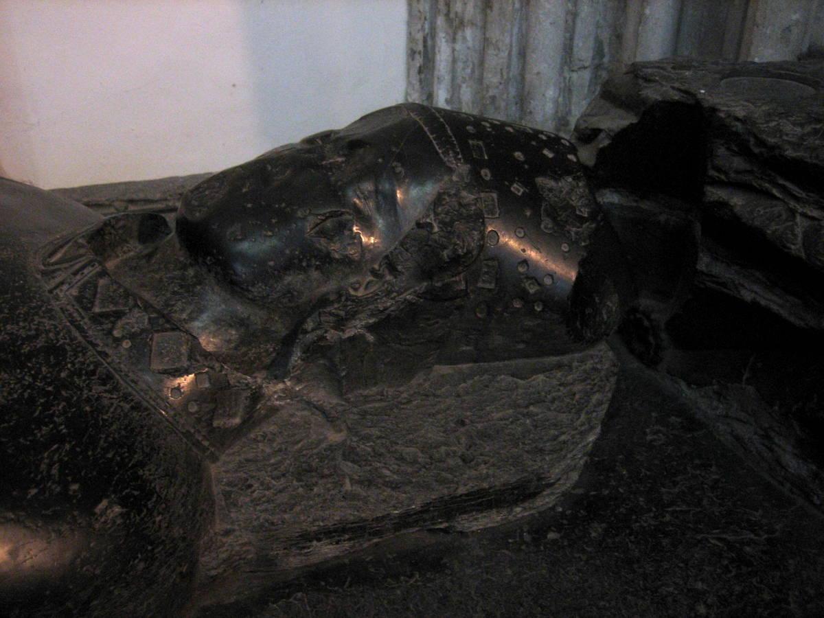 Tomb of Guy of Avesnes, Dom church, Utrecht