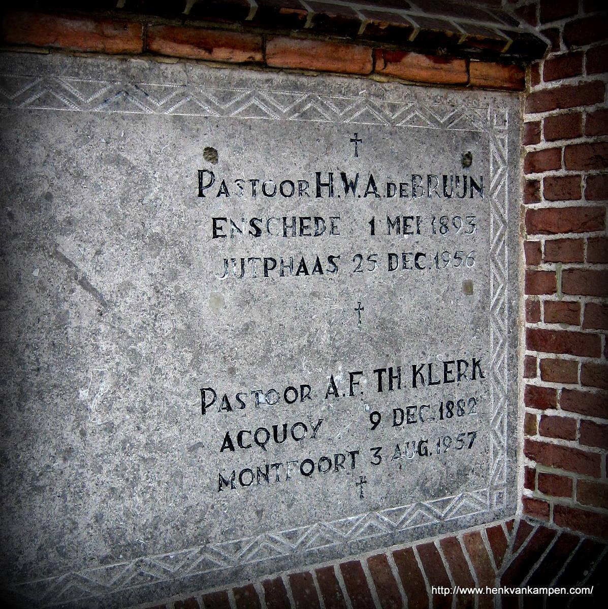 Catholic Cemetery, Jutphaas (Nieuwegein)