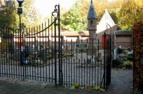 The catholic churchyard of Jutphaas