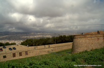 Photo Friday: Montjuic Castle