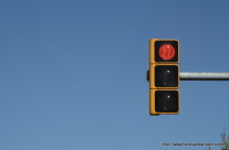 Wordless Wednesday: Traffic light