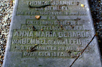 Tombstone Tuesday: Van Bemmel