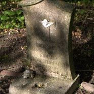 Wordless Wednesday: A child's grave