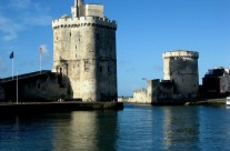 Wordless Wednesday: Old fortified port of La Rochelle