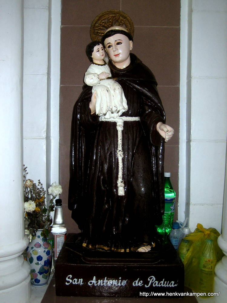 Shrine of San Antonio de Padua, Sulangan