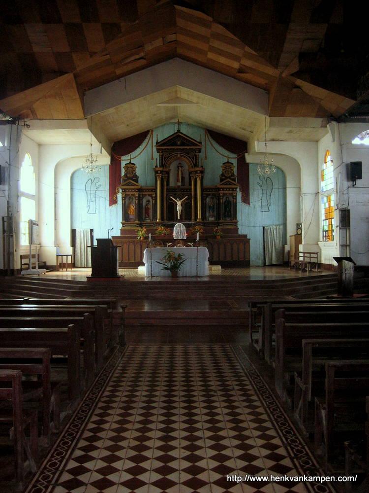 Church of Balangiga, Samar