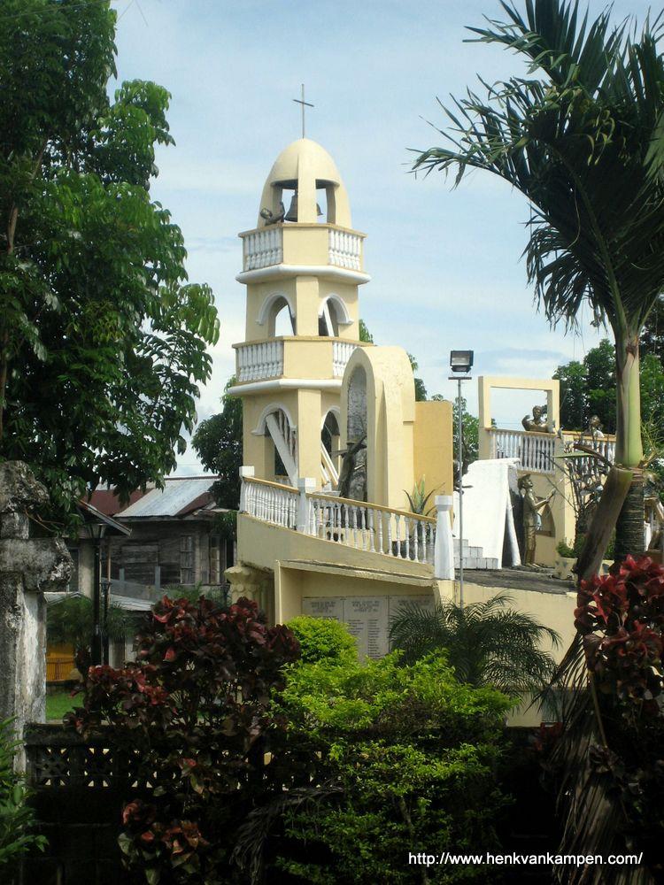 Balangiga monument, Samar, Philippines