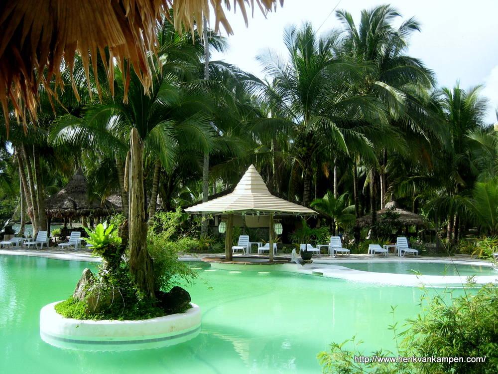 Caluwayan Palm Island Resort, Samar