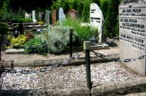 The Brandenburg cemetery in Bilthoven