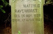 Tombstone Tuesday: Matthijs Ravenhorst