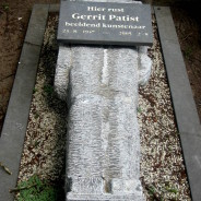 Tombstone Tuesday: Gerrit Patist