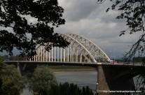 Wordless Wednesday: Bridge over the river Waal