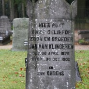 Tombstone Tuesday: Our beloved son and brother