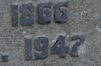 1947 or 1948?