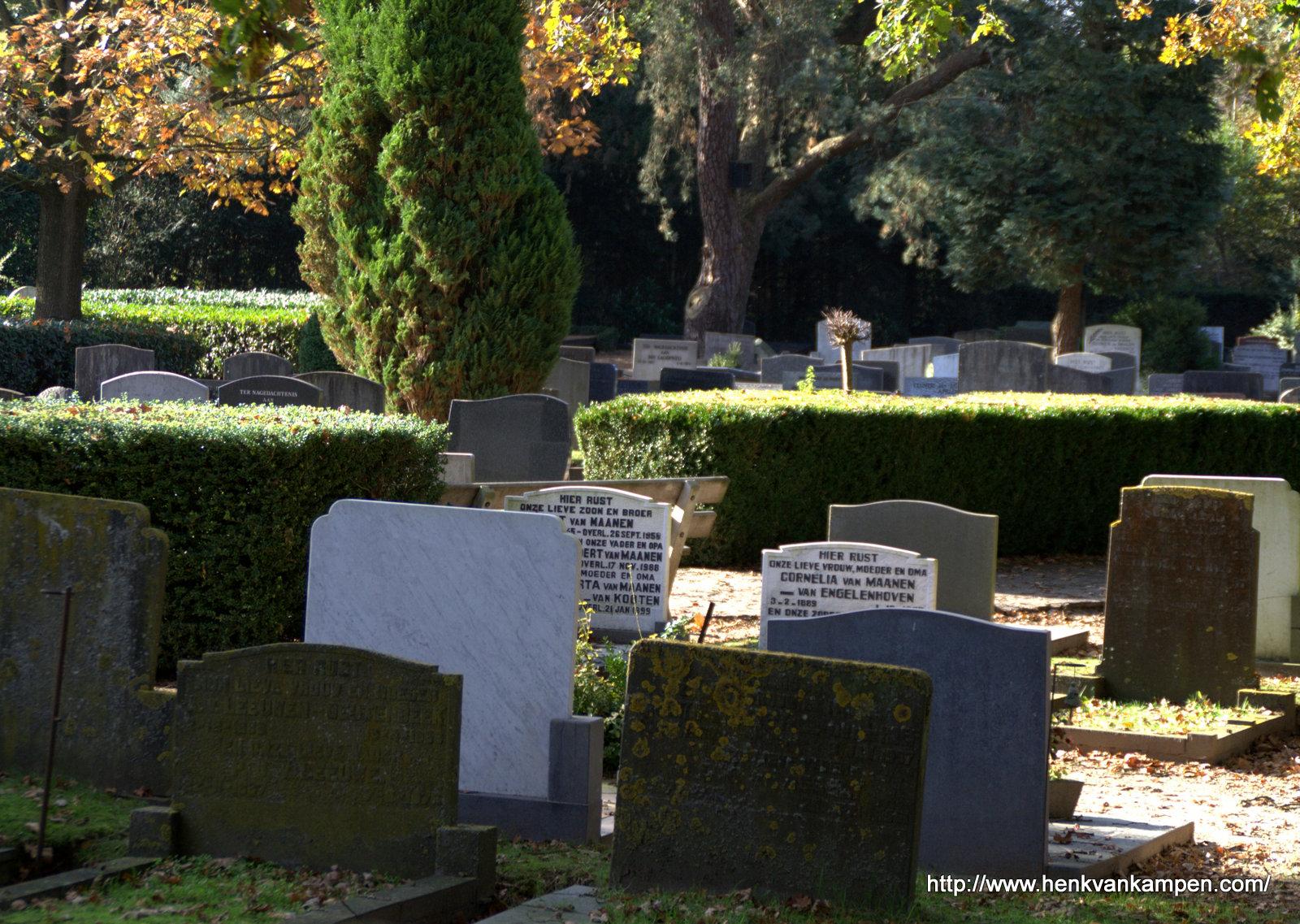 Cemetery of Oud Leusden