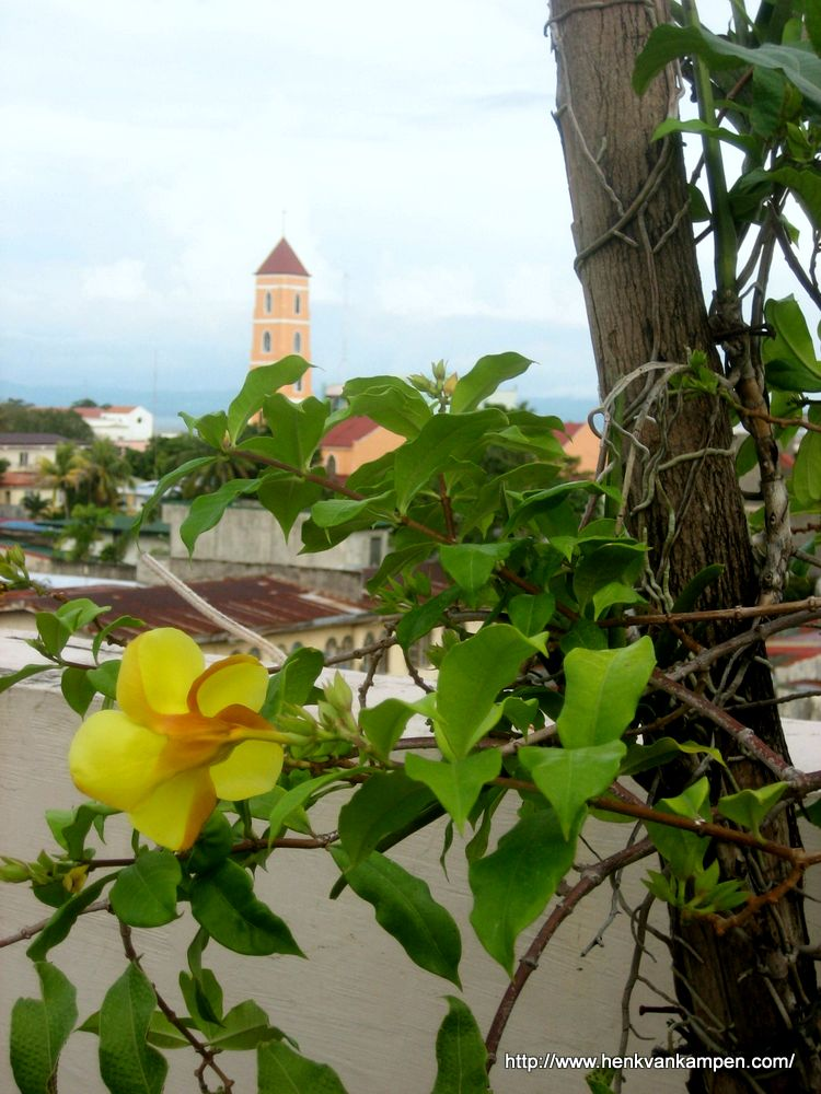 View of Tacloban City, Philippines