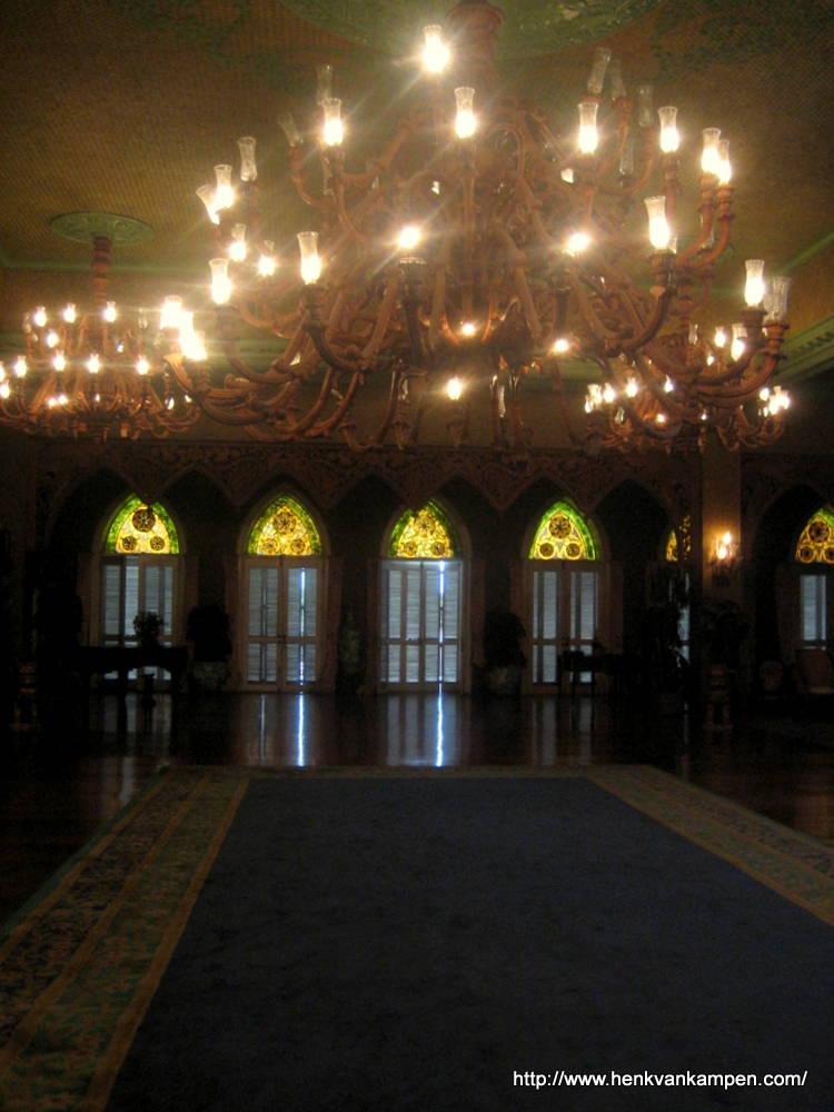 Main hall, Santo Niño Shrine and Heritage Museum, Tacloban City
