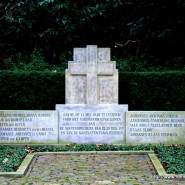 War monuments in Leersum