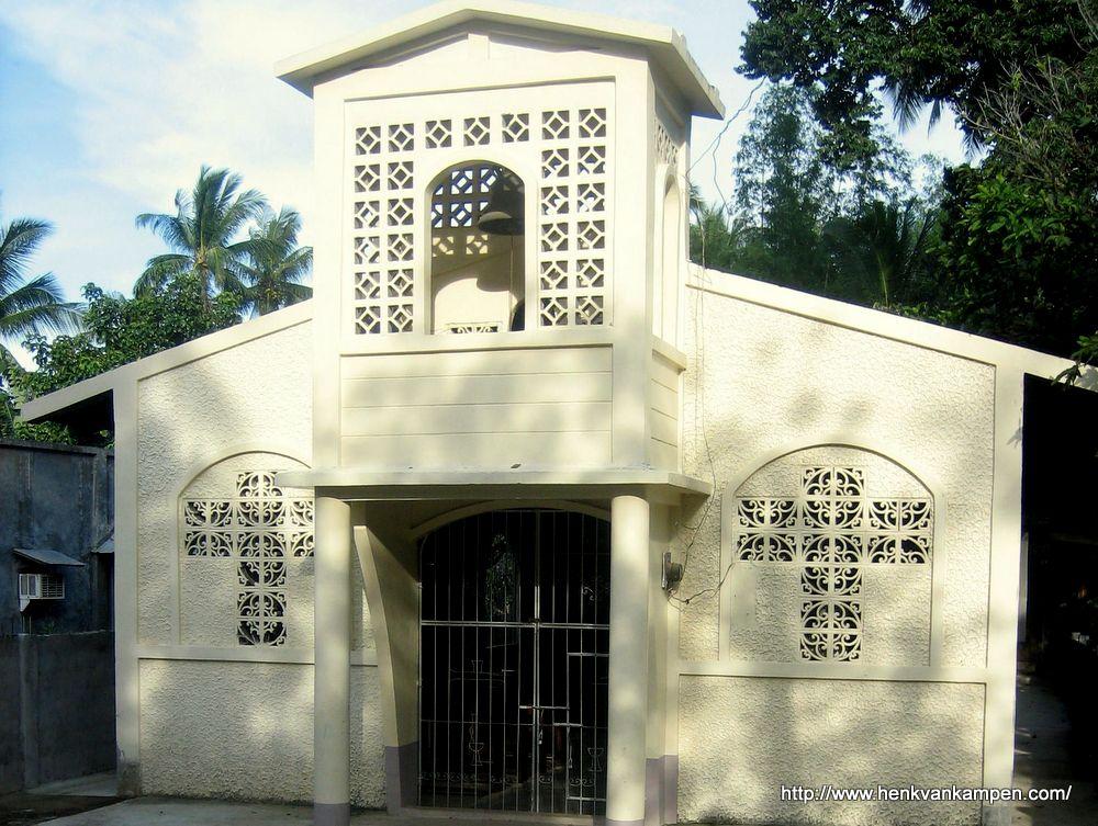 Village church, Visayas, Philippines