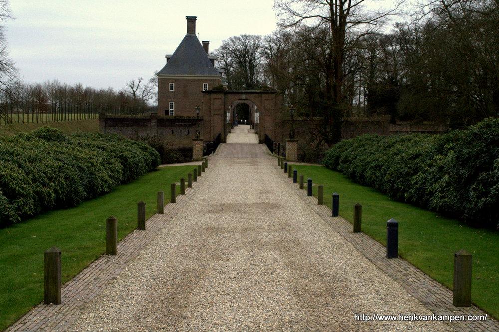 Path to Amerongen Castle