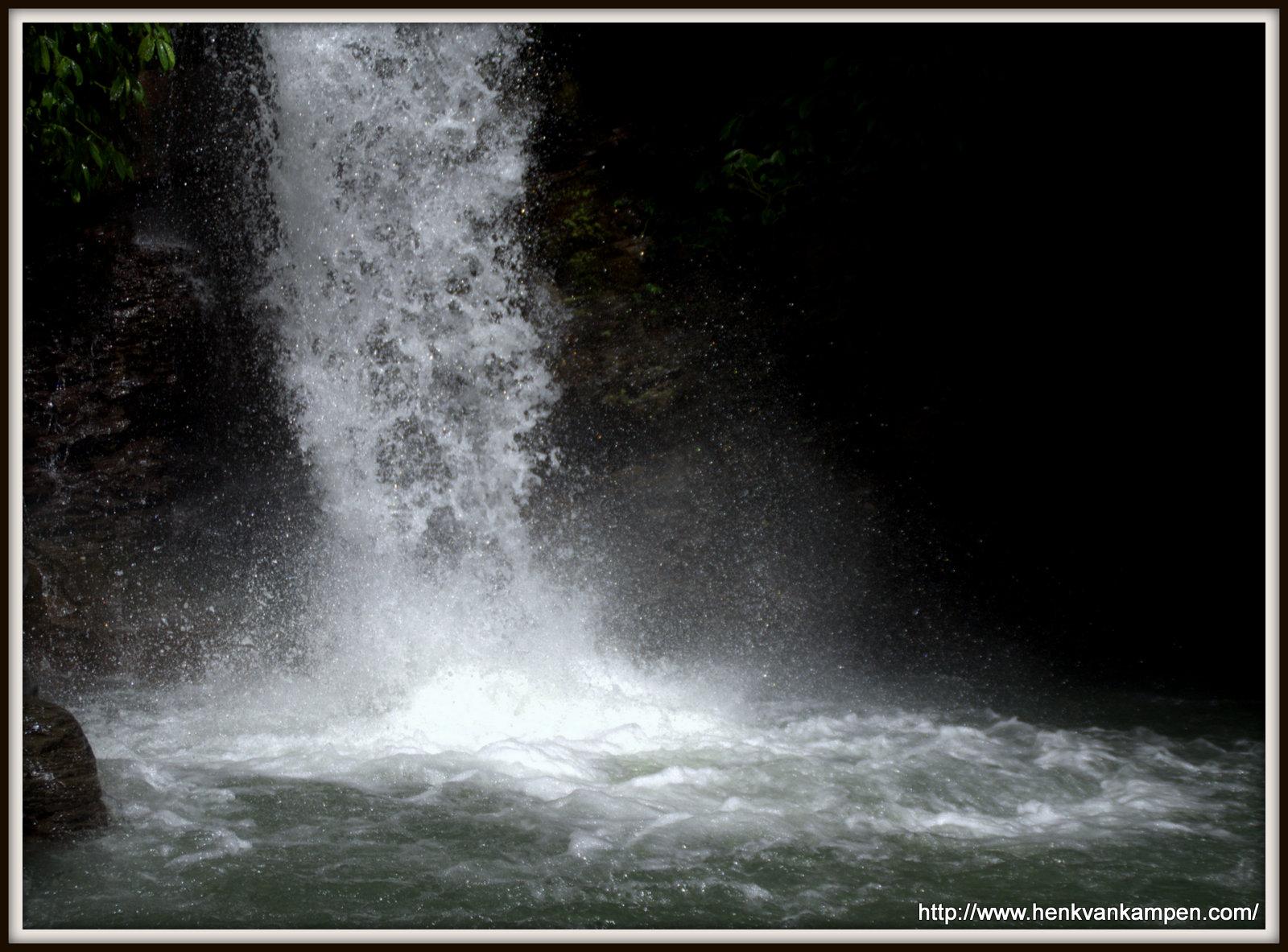 Kasabangan Falls, Biliran, Philippines