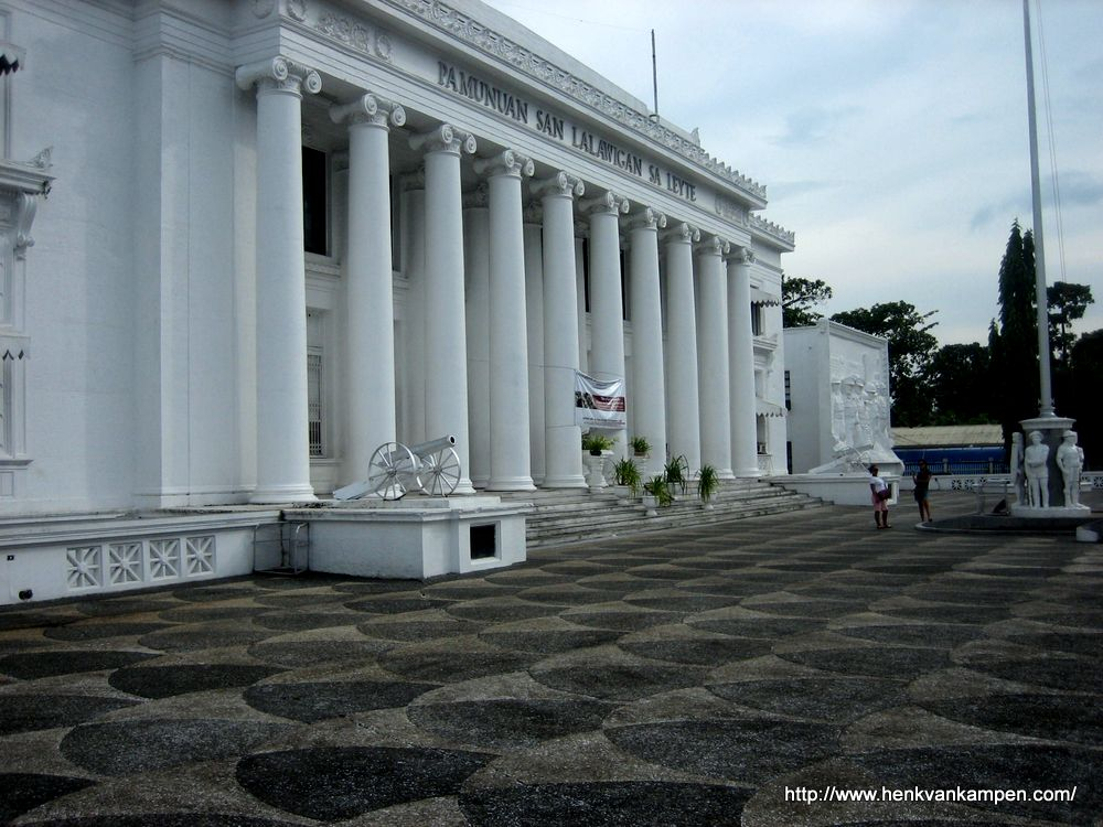 Capitol, Tacloban City, Philippines