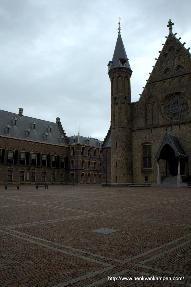 Binnenhof (Inner Court), Den Haag