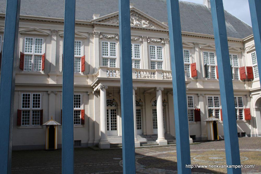 Noordeinde Palace, Den Haag
