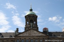 Wordless Wednesday: Royal Palace Amsterdam
