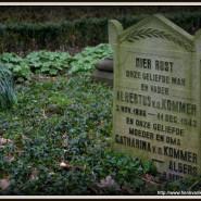 Tombstone Tuesday: Van den Kommer