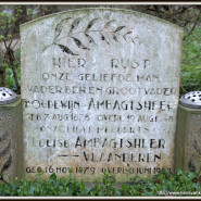 Tombstone Tuesday: Ambagtsheer