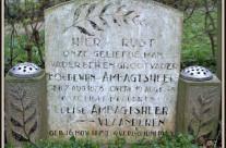 Tombstone Tuesday: Ambagtsheer
