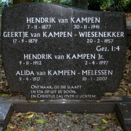 Tombstone Tuesday: Van Kampen