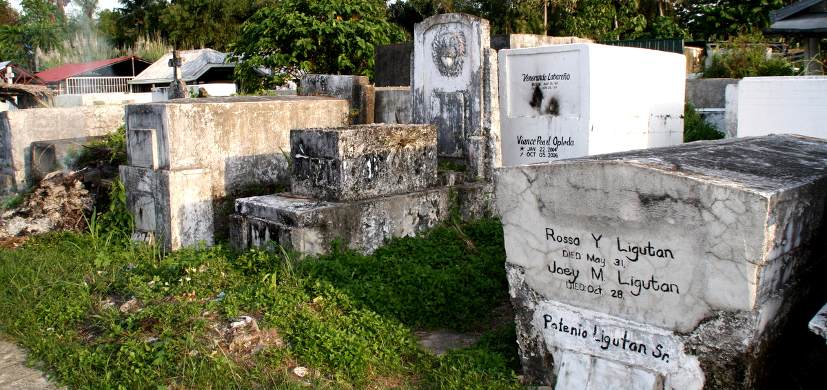 Cemetery of Carigara, Leyte