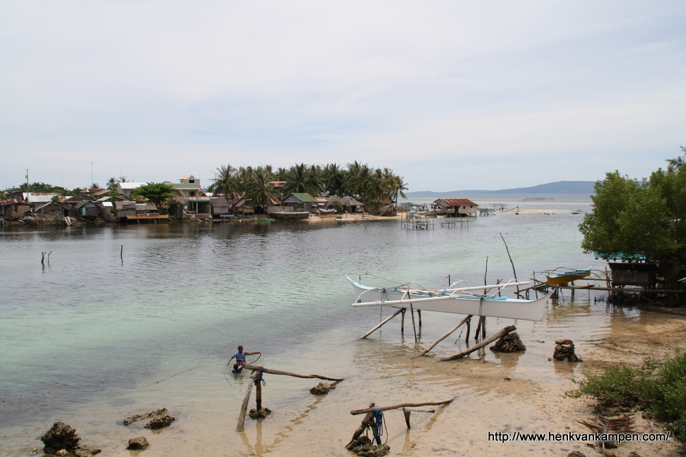 Visayan fishing village