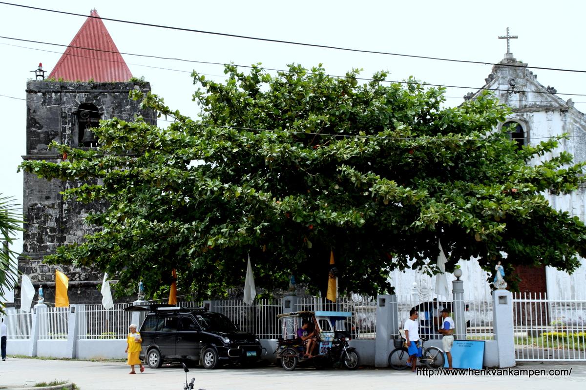 Church of Guiuan, Samar, Philippines