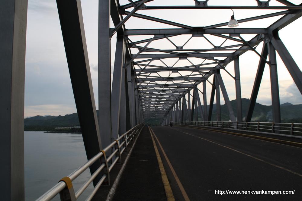 San Juanico Bridge, the Philippines