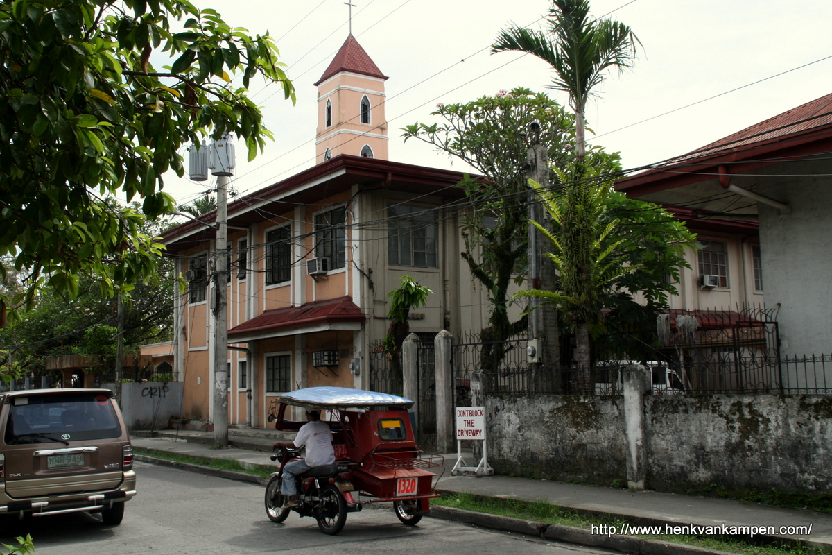 Downtown Tacloban, Philippines