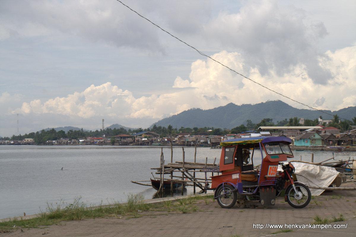 San Pedro Bay, Tacloban, Philippines