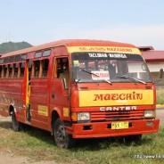 Wordless Wednesday: Bus