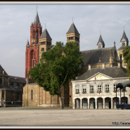 A stroll through downtown Maastricht