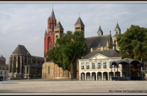 A stroll through downtown Maastricht