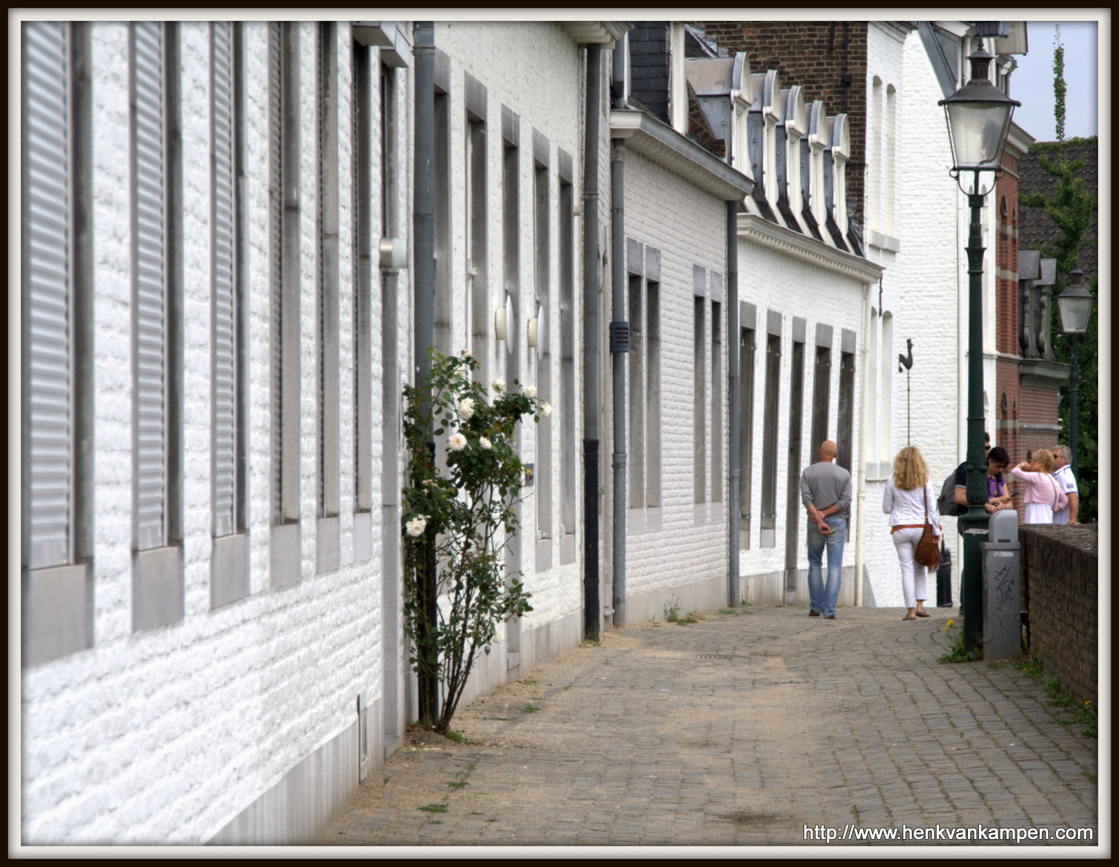 City wall (Onze Lieve Vrouwe wal)
