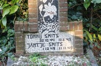 Tombstone Tuesday: Smits children