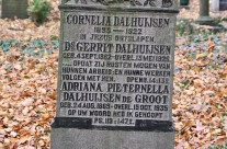 Tombstone Tuesday: Dalhuijsen