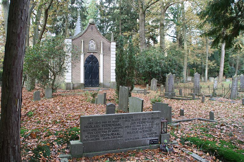 Old Cemetery, Doorn